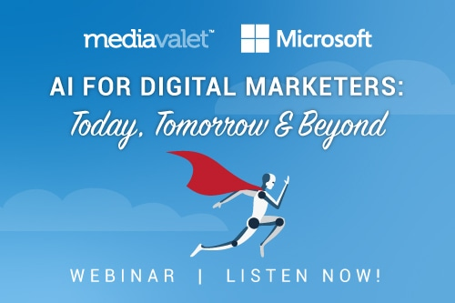 AI for Digital Marketers – Today, Tomorrow & Beyond